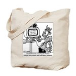 Vikings Use Plunder Software Tote Bag