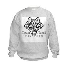 Team Jacob Wolfpack Kids Sweatshirt