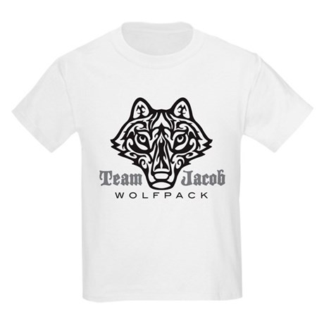 Team Jacob Wolfpack Kids Light T-Shirt