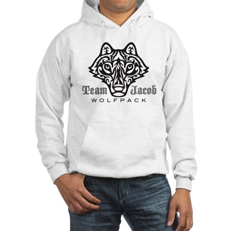 Team Jacob Wolfpack Hooded Sweatshirt
