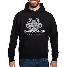 Team Jacob Wolfpack Hoodie (dark)