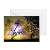 7 Year ODAAT Birthday Greeting Card