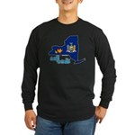 ILY New York Long Sleeve Dark T-Shirt