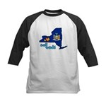 ILY New York Kids Baseball Jersey