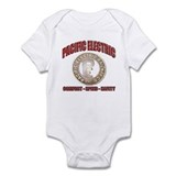 Pacific Electric Railway Onesie