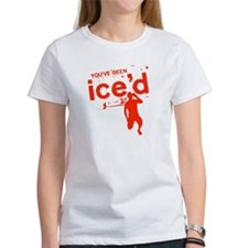 You've Been Ice'd Tee