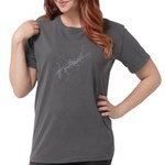 Nobama Women's Plus Size Scoop Neck T-Shirt