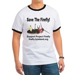 Save The Firefly Ringer T