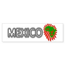 Mexico Leon Bumper Sticker