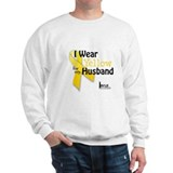 Yellow for Husband Sweatshirt