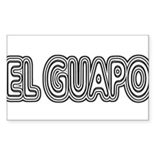 el guapo Decal