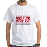 Red Survivor Shirt