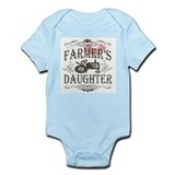 Farmer's Daughter Infant Bodysuit