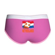 NETHERLANDS SOCCER Women's Boy Brief