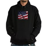American Flag Hoodie