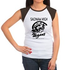 SAGINAW HIGH TROJANS Tee
