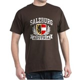 Salzburg Austria T-Shirt