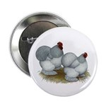 "Cochins: Self Blue 2.25"" Button (100 pack)"