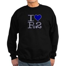 I Heart R2 Sweatshirt