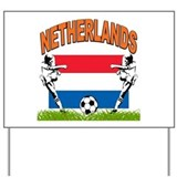 NETHERLANDS SOCCER Yard Sign