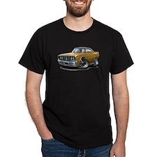 1966 Coronet Gold Car T-Shirt