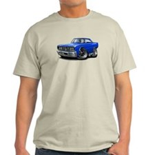 1966 Coronet Blue Car T-Shirt