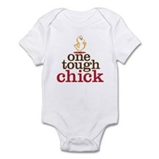 Unique Cool chick Infant Bodysuit
