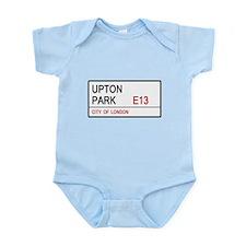 Upton Park Infant Bodysuit