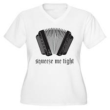 Accordion Squeeze T-Shirt