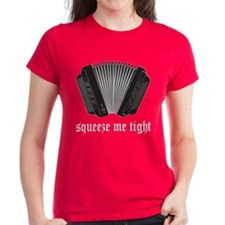 Accordion Squeeze Tee