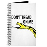Don't Tread on Me - Journal