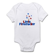 Little Firecracker! Infant Bodysuit