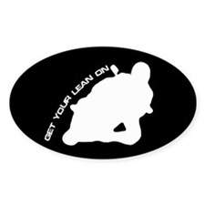 Cute Triumph motorcycles Decal