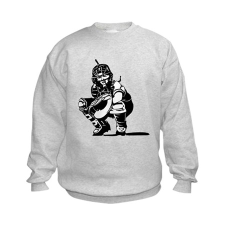 CATCHER *1* Kids Sweatshirt