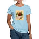 Bald Muff Tumbler Women's Light T-Shirt