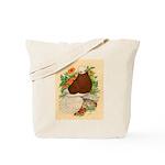 Bald Muff Tumbler Tote Bag