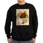 Bald Muff Tumbler Sweatshirt (dark)