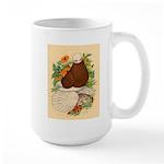 Bald Muff Tumbler Large Mug