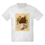 Bald Muff Tumbler Kids Light T-Shirt