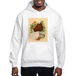 Bald Muff Tumbler Hooded Sweatshirt