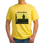 Folsom Prison Yellow T-Shirt