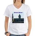 Folsom Prison Women's V-Neck T-Shirt