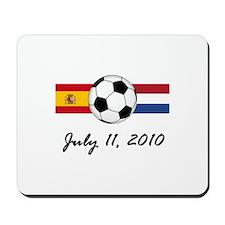 2010 World Cup Final Mousepad