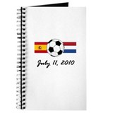 2010 World Cup Final Journal