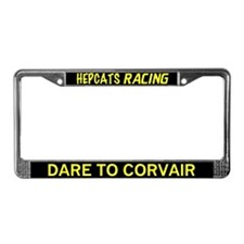 Hepcats Racing License Plate Frame