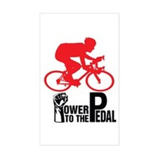 Power Pedal Decal