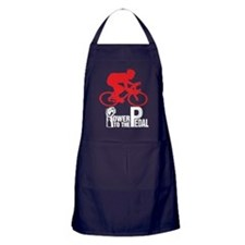 Power Pedal Apron (dark)