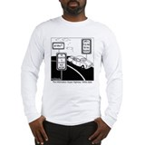 Information Super Highway 1950s Style Long Sleeve