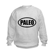 Paleo auto decal Sweatshirt