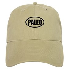 Paleo auto decal Baseball Cap